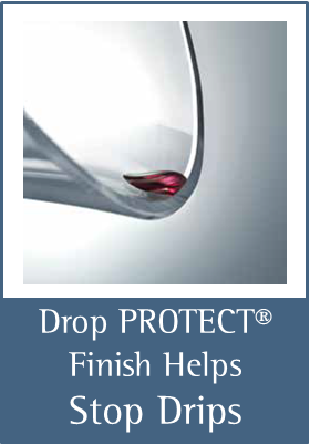 Zwiesel 1872 Decanters Have Drop (Drip) Protect Finish