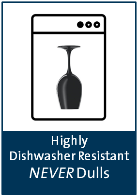 Schott Zwiesel Highly Dishwasher Resistant