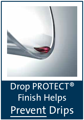 Schott Zwiesel Drop Protect Helps Prevent Drips