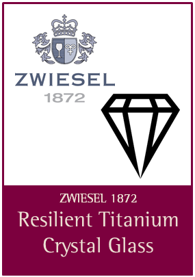 Zwiesel 1872 Resilient Titanium Crystal Glass
