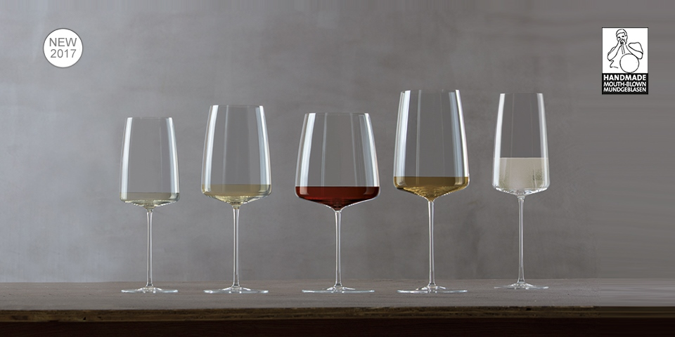 Zwiesel 1872 SIMPLIFY Wine Glass Range