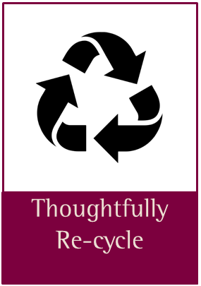 Zwiesel 1872 Thoughtfully Recycle